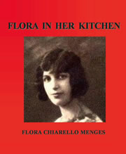 Flora in her Kitchen book cover